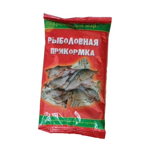 Современная рыболовная прикормка